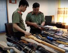 Triệt phá đường dây mua bán linh kiện súng tự chế ở Thái Bình