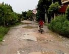 """Dân 3 xã kêu trời vì con đường """"đau khổ"""" nhất huyện"""