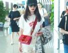 Giữa tin đồn ly hôn, Dương Mịch lặng lẽ trở về Hồng Kông