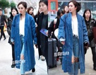 Mê mẩn gu thời trang sân bay sành điệu và đẳng cấp của Dương Mịch