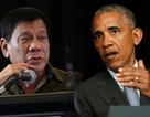 Tổng thống Philippines chỉ trích chính sách của ông Obama