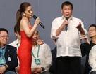 Tổng thống Philippines Duterte khoe giọng hát cùng nữ ca sĩ