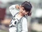 """Bé gái mang hai dòng máu Việt - Đức """"diễn"""" đẹp như người mẫu"""