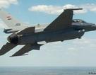Iraq lần đầu điều chiến đấu cơ F-16 không kích IS bên trong lãnh thổ Syria