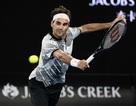 Federer, Wawrinka đầy vất vả ngay trận ra quân