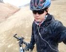 Chàng trai 20 tuổi đạp xe 1.800 km về quê ăn Tết