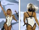 Fergie bốc lửa trên sân khấu
