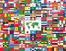 Đố bạn kể tên các nước bằng tiếng Anh