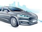 Ford bổ sung các mẫu xe chạy điện tại thị trường Trung Quốc