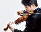 Thần đồng violin Nhật Bản biểu diễn tại Việt Nam