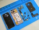 Mổ xẻ Galaxy S8 đầu tiên tại Việt Nam