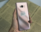 Đập hộp Galaxy S8+ màu hồng giá gần 16 triệu đồng tại Việt Nam