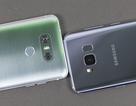 So sánh thiết kế của Galaxy S8 và LG G6