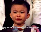 Để con trẻ khóc trên gameshow là sự thất bại của người lớn?