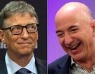 Jeff Bezos chỉ cách Bill Gates 4 tỷ USD để trở thành người giàu nhất thế giới