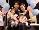 """Sau cuộc hôn nhân """"địa ngục"""", Giả Tịnh Văn hạnh phúc bên người chồng kém 9 tuổi"""