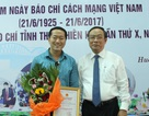 PV Dân trí đạt giải Nhì báo chí tỉnh Thừa Thiên Huế 2017