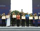 Báo Dân trí được trao Giải thưởng tình nguyện Quốc gia năm 2017