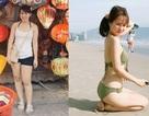 9x Hà Nội giảm 12kg trong 5 tháng để có vóc dáng thon thả