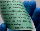 Loại giấy không dùng mực mà trong tương lai có thể in bằng ánh sáng