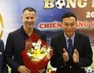 Tuyên bố của Giggs và lộ trình của bóng đá Việt Nam