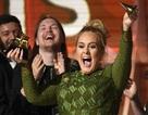 """""""Hello"""" của Adele giành cú """"đúp"""" tại lễ trao giải Grammy 2017"""