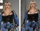 Người mẫu béo được tôn vinh tại tuần lễ thời trang London