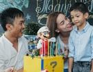 Hà Hồ - Quốc Cường tái hợp làm sinh nhật cho con trai Subeo