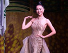 Hà Thu giành huy chương đồng thứ hai tại Hoa hậu Trái đất 2017