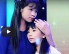 """Cẩm Ly, Đại Nghĩa bật khóc khi hai chị em bán kẹo hát """"Chị đi tìm em"""""""