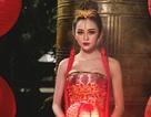 Hoa khôi Nam Bộ đẹp tựa Phạm Băng Băng trong bộ ảnh đón trăng
