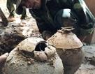 Tìm thấy hơn 300 bộ hài cốt cùng di vật trong 9 hầm mộ
