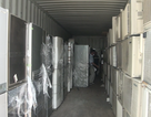 Thêm container hàng điện tử nhập lậu khai báo là rổ nhựa