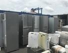 Lại phát hiện container hàng điện tử cũ nhập lậu qua cảng Cát Lái