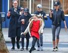 Cô con gái út đáng yêu của vợ chồng David Beckham