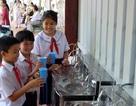 Khánh thành hệ thống nước sạch cho học sinh tiểu học Hương Mỹ 2