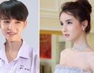 Cận cảnh nhan sắc của tân hoa hậu chuyển giới Thái Lan trước khi phẫu thuật thẩm mỹ