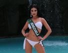 Mãn nhãn với phần trình diễn áo tắm của Hoa hậu Trái đất 2017