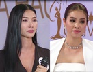 """Hoàng Thuỳ bật khóc khi bị Phạm Hương """"chất vấn"""" tại Hoa hậu Hoàn vũ?"""