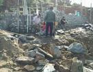 Kiểm tra việc xây dựng tại công trình có 40 móng biệt thự ở Sơn Trà