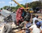 Nhân chứng kể lại cảnh tượng hãi hùng xe tải tông xe khách tại Gia Lai