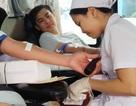 Nhiều người hiến máu tới hơn 80 lần