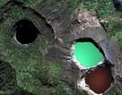 Kỳ lạ những hồ nước đổi màu đẹp đến khó tin trên thế giới