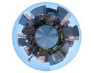 Ứng dụng tạo hiệu ứng ảnh cuộn tròn cực độc đáo dành cho smartphone