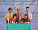 Tiếp đón 97 tân sinh viên Lào nhập học tại trường Cao đẳng Quảng Ngãi