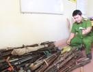 Trong 2 tháng, người dân một xã đã giao nộp 100 khẩu súng