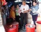Quảng Ngãi:  Phát hiện 200 kg men rượu không rõ nguồn gốc