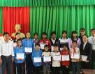 Đắk Nông: Niềm vui của những học sinh lần đầu nhận học bổng Grobest