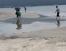 Phạt chủ đầu tư công trình khách sạn làm nước thải tràn ra biển 6 triệu đồng