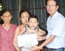Hơn 55 triệu đồng đến với gia đình bé 6 tuổi bị động kinh